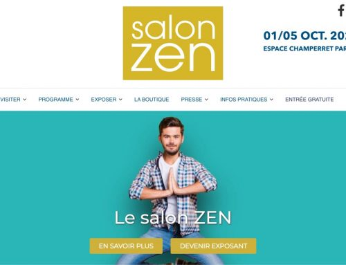 Salon Zen, Paris – Vendredi 2 octobre, 18h00